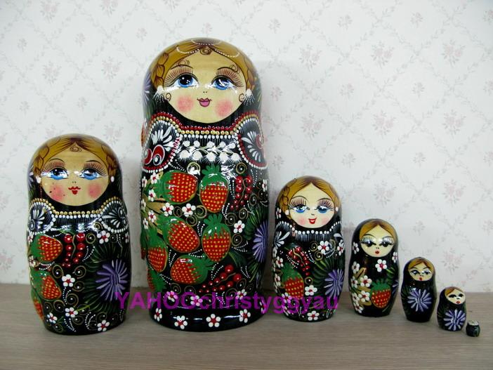 俄羅斯娃哇